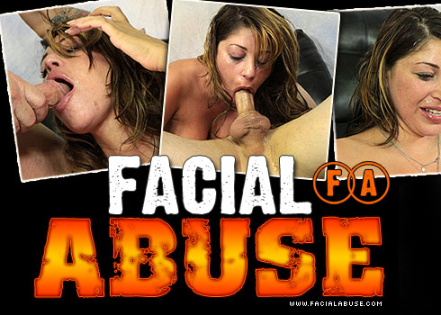 Britney Stevens Face Fucked on Facial Abuse